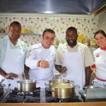 A taste of Turkey for Vanuatu chefs